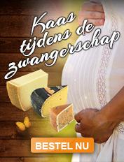 Kaas tijdens de zwangerschap