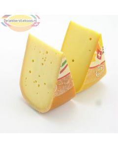 Duo kaas van de boerderij