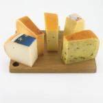 Het geheim van het kaasplankje