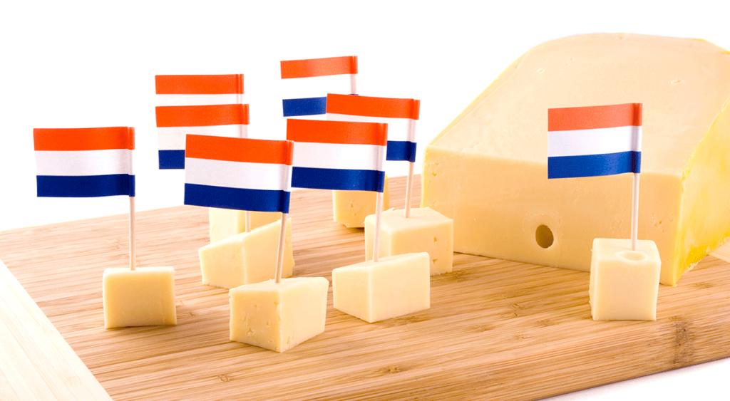Kaas meenemen op vakantie